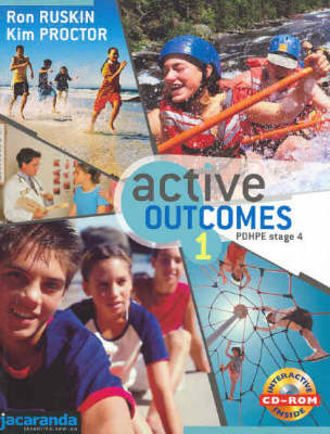 Active Outcomes 1 Pdhpe Stage 4 & EBookPLUS