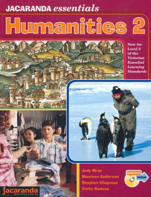 Jacaranda Essentials: Humanities 2 and EBookPLUS: v. 2
