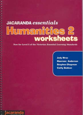 Jacaranda Essentials Humanities 2: Worksheets