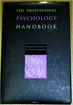 The Professional Psychology Handbook