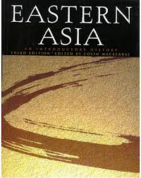 Eastern Asia: an Introductory History