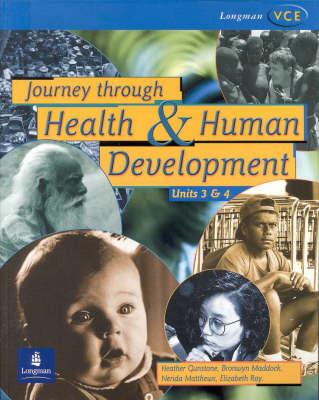 Journey through Health & Human Development: Units 3 & 4 (Senior)
