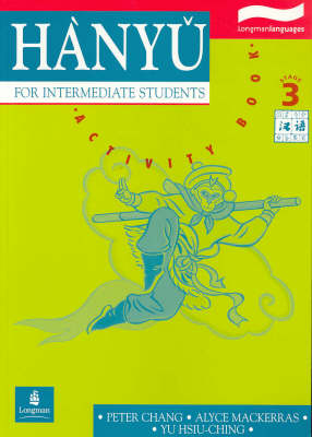 Hanyu for Intermediate Students: Stage 3 Activity Book