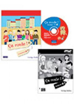 Ca Roule ! 1 Complete Student Value Pack