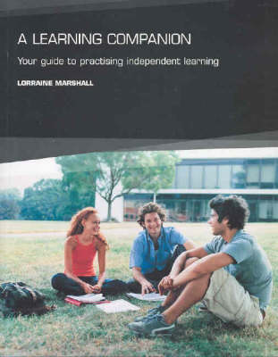 A Learning Companion: Your guide to practising independent learning (Pearson Original Edition)