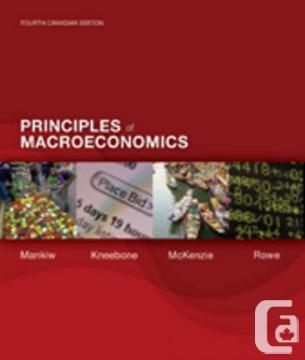 Study Guide to Accompany Principles of Macroeconomics