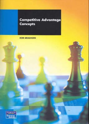 Competitive Advantage Concepts (Custom Edition)