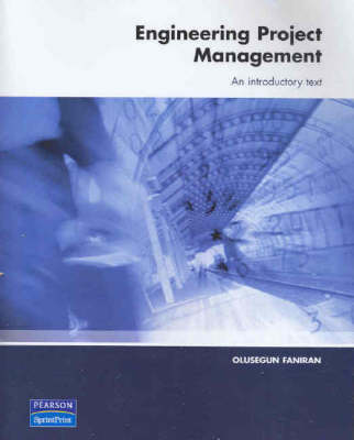 Engineering Project Management (Pearson Original Edition)