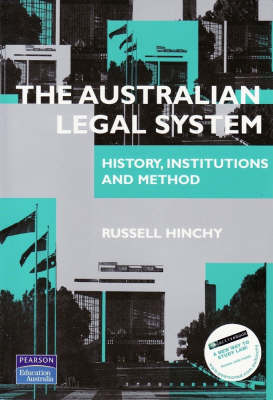 The Australian Legal System