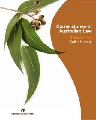 Cornerstones of Australian Law