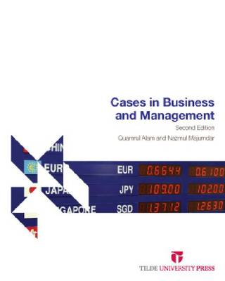 Cases in Business and Management