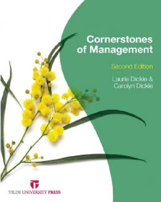 Cornerstones of Management: Skills in Practice