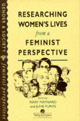 Researching Women's Lives from a Feminist Perspective