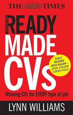 Readymade CVs: Winning CVs for Every Type of Job