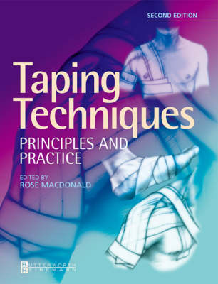 Taping Techniques: Principles and Practice