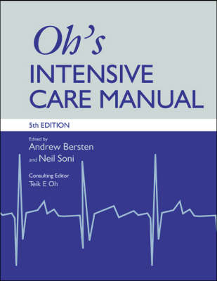 Ohs Intensive Care Manual 5ed03
