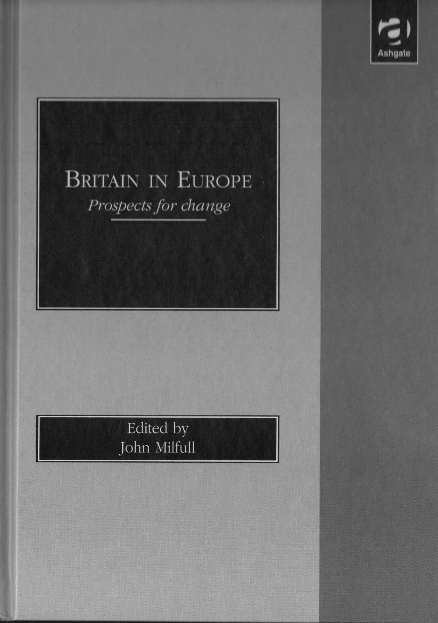 Britain in Europe: Prospects for Change