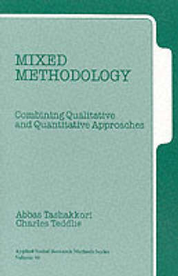 Mixed Methodology: Combining Qualitative and Quantitative Approaches