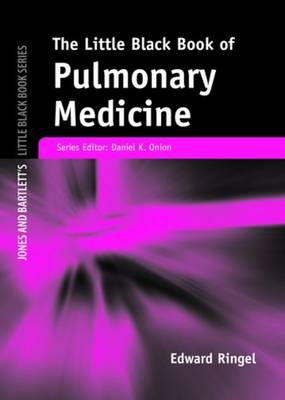 Little Black Book of Pulmonary Medicine