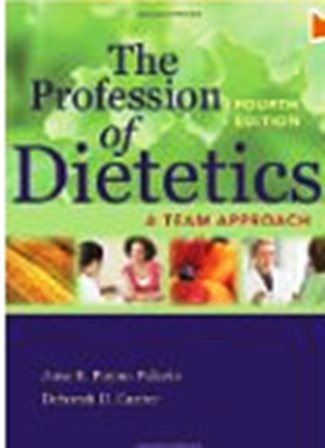 The Profession of Dietetics
