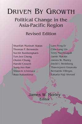 Driven by Growth: Political Change in the Asia-Pacific Region