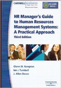HR Manager's Guide to Human Resources Management Systems: A Practical Apporach