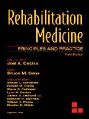Rehabilitation Medicine 3ed