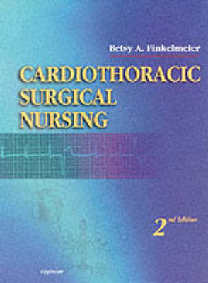 Cardiothoracic Surgical Nursing