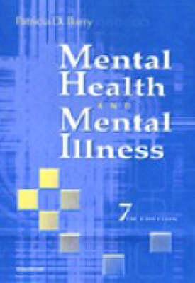 Mental Health and Mental Illness