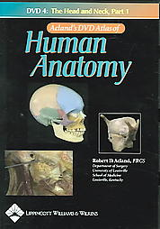 Acland's Atlas of Human Anatomy: DVD Set: Part 1: Head and Neck: Part 2: Head and Neck