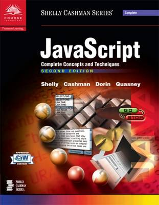 JavaScript: Complete Concepts and Techniques