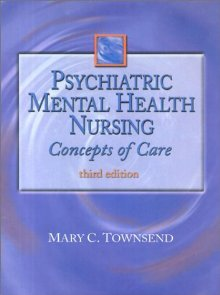 Psychiatric Mental Health Nursing 3ed
