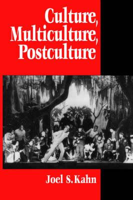 Culture, Multiculture and Postculture