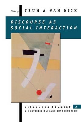 Discourse as Social Interaction: v. 2: Discourse as Social Interactions