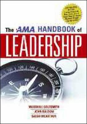 Ama Handbook Of Leadership