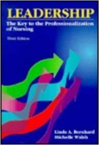 Leadership: Key to Professionalization of Nursing