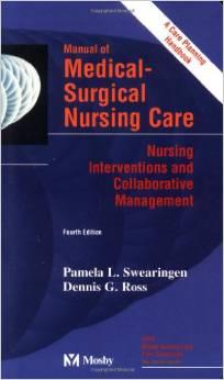 Medical Surgical Nursing Manual