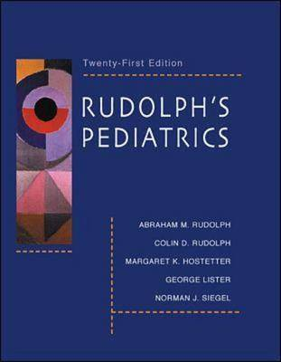 Rudolph's Pediatrics