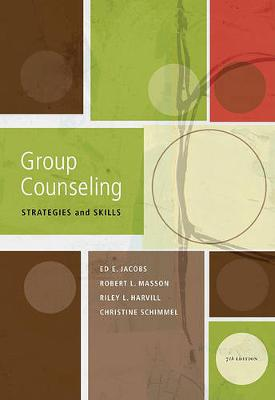 Group Counseling: Strategies and Skills