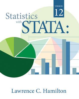 Statistics with Stata