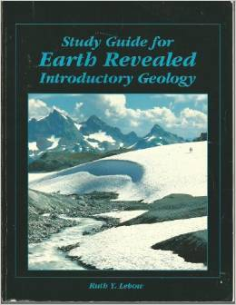 Study Guide For Earth Revealed Intro Geology