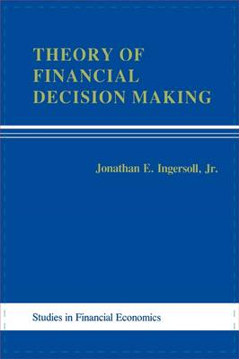 Theory of Financial Decisions