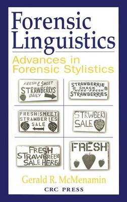 Forensic Linguistics: Advances in Forensic Stylistics