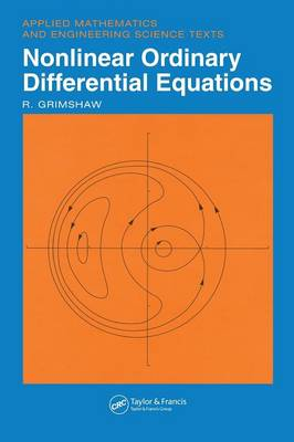 Nonlinear Ordinary Differential Equations: v. 2