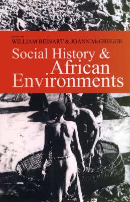 Social History and African Environments