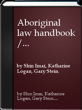 Aborigines and the Law: A Digest