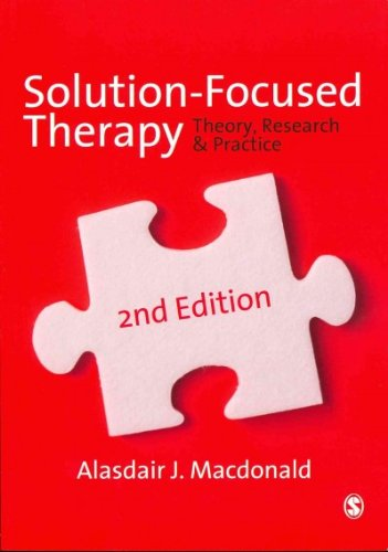 Solution-Focused Therapy: Theory, Research & Practice