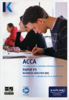 P3 Business Analysis BA - Complete Text