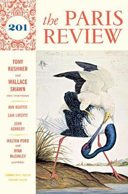 Paris Review: Issue 201: Summer 2012