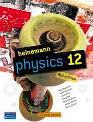 Heinemann Physics 12: Units 3 and 4